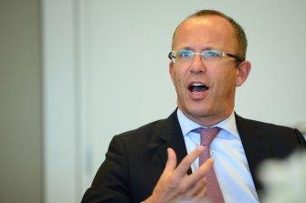 Openpay chief executive Michael Eidel.