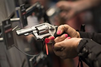 The outcome of the court case could have profound implications for the gun industry.