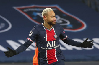 Neymar had a hat-trick by the 50-minute mark in PSG's Champions League rout of Istanbul Basaksehir.