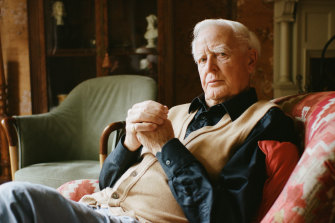 John le Carre wrote 26 novels during his career, the last coming out in 2019.