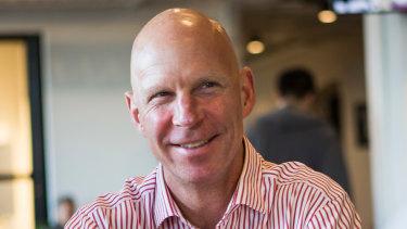 Six Park CEO Pat Garrett