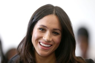 Meghan is suing the Mail on Sunday for a series of stories it wrote about her contact with her father.