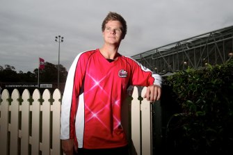 370430360bb85203c3f23a803935eabfddb5ac2c - Steve Smith likely to bat at No.3 or even open for Sydney Sixers against Brisbane Heat