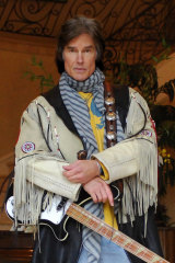 Ronn Moss turned 67 on March 4, his hair and drop-dead gorgeous cheekbones still in place.