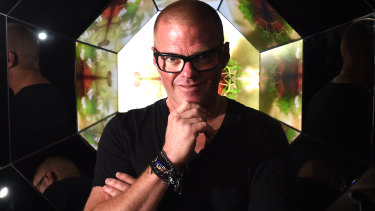 Heston Blumenthal's Dinner by Heston at Crown Melbourne is in the middle of insolvency proceedings.