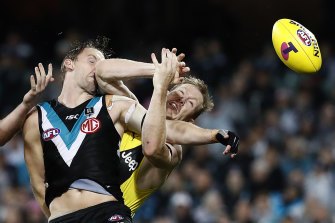 Don't write off Jack Riewoldt, says Tigers coach Damien Hardwick.