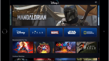 Disney's streaming service launch had a few hiccups.`