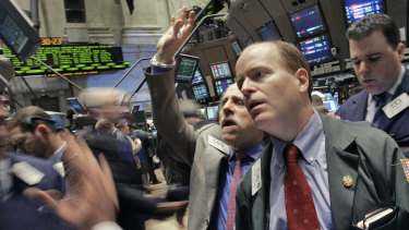 Wall Street finished in the black on Monday.