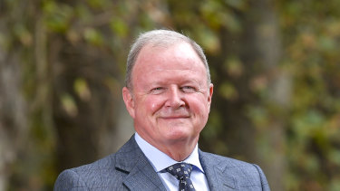 """The highly regarded Geoffrey Babidge, former boss of a2Milk, is already back at the helm of the company on an """"interim"""" basis."""