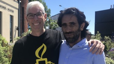 NZ rejects Behrouz Boochani's plan to extend visa