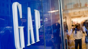 Gap is planning to shut around 250 stores across the US.