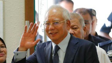 The government of former Malaysian Prime Minister Najib Razak set up the 1MDB fund in 2009, and the US Justice Department estimated $US4.5 billion was misappropriated by high-level fund officials and their associates between 2009 and 2014.