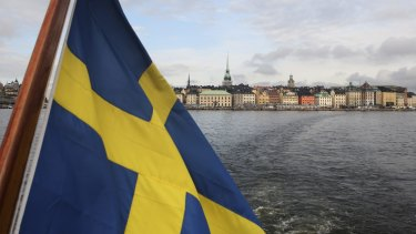 The move has been questioned with Sweden's inflation below target,  industrial activity at its lowest since 2012 and business confidence falling.