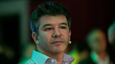 Travis Kalanick has been offloading his Uber shares at a rapid rate,