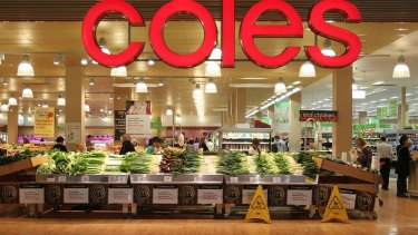 Coles is planning on ramping up its exports to China over the next five years.