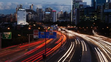 Economist say the recent slowdown in Sydney's economy draws attention to key challenges
