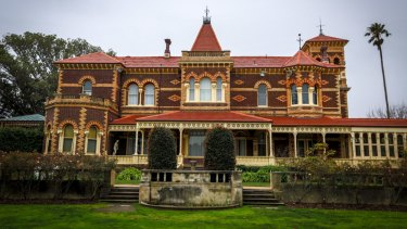 Rippon Lea Estate in 2015.