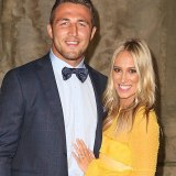 Before their high-profile split, Sam and Phoebe Burgess were one of Sydney's glamorous couples.