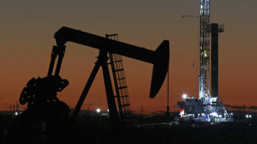 Oil prices are at their highest since February last year.