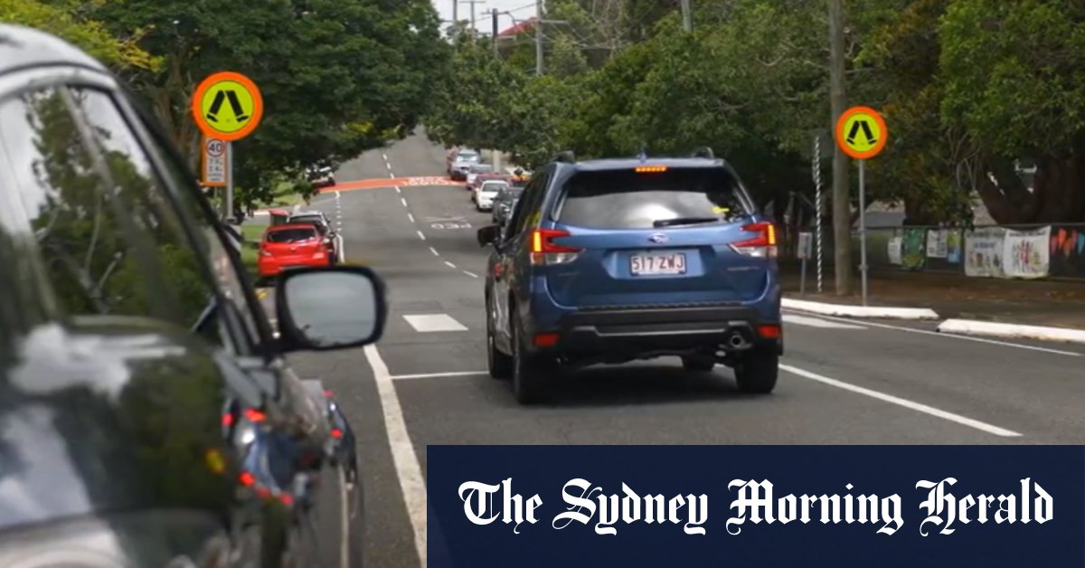 , Queensland trial uses Spotify to slow down drivers near school zones,
