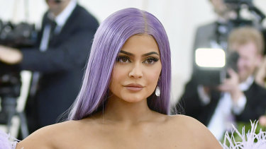 According to Forbes, Kylie Jenner has a net worth of more than $US1 billion.