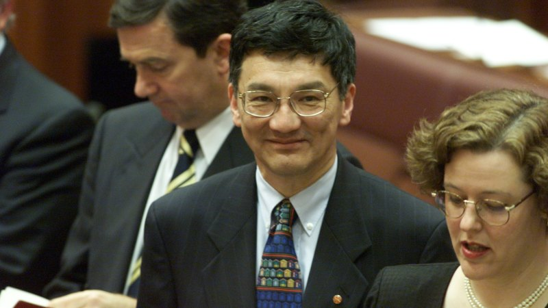 Public memorial for Australia's first Asian migrant elected to parliament