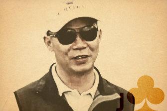"""Mr Chinatown"", Tom Zhou."
