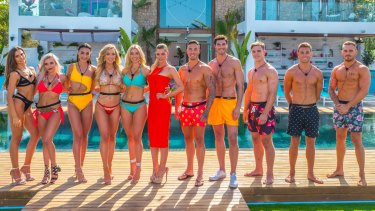 Love Island faking it? Surely not.