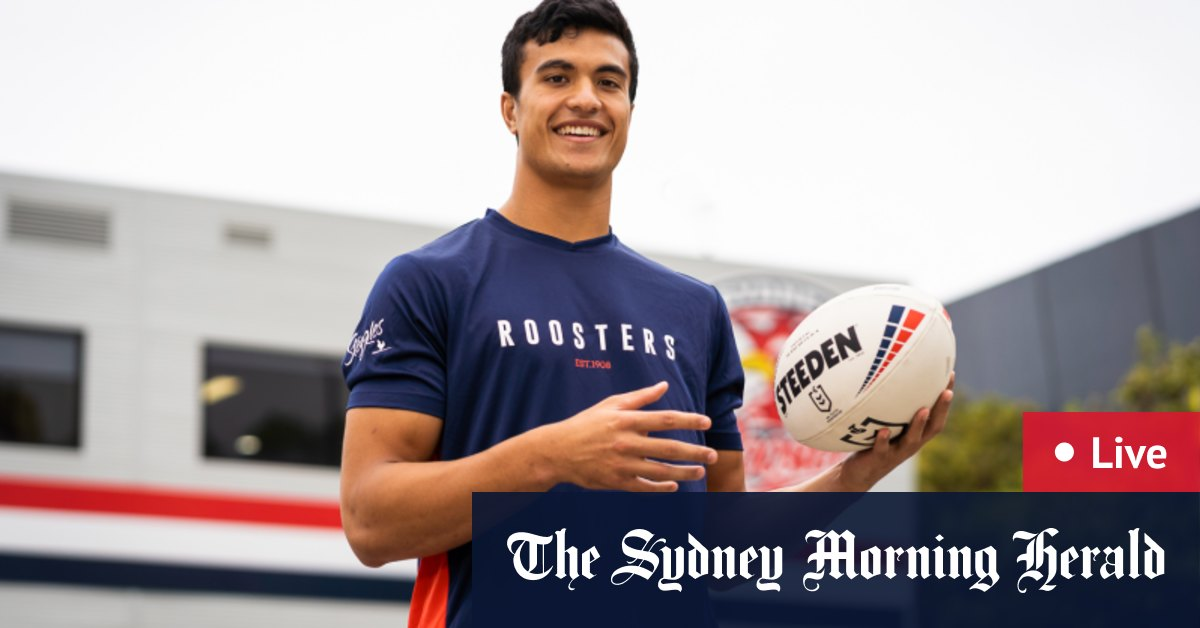 , NRL trials 2021 LIVE updates: Joseph Suaalii set to play for Roosters' feeder side, Indian & World Live Breaking News Coverage And Updates