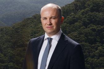 NSW Environment minister Matt Kean.