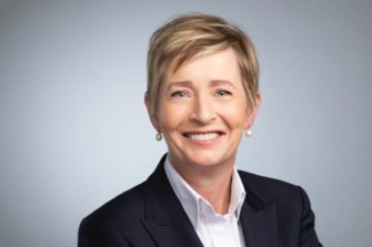 Amanda Ware, former director of enterprise risk in Sydney.