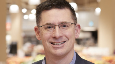 """Coles' chief of commercial and express, Greg Davis, says customer demand for Little Shop collectables """"blew our expectations out of the water""""."""