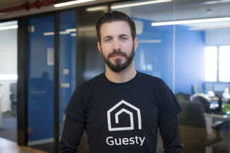 Amiad Soto is the founder of short-stay management platform Guesty.