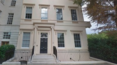 Citadel founder Ken Griffin bought 3 Carlton Gardens, a 200-year old home that overlooks London's St. James's Park for £95m in early 2019.