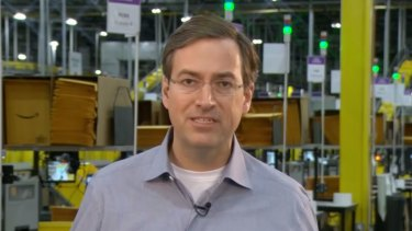 Starting at Amazon in 1999, Dave Clark has risen through the ranks to be in charge of one of its most crucial operations.