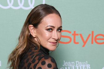 Michelle Bridges at the Instyle Awards in 2018.