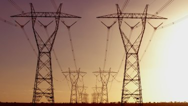 Heatwaves and bushfires are imperilling Victoria's power grid.