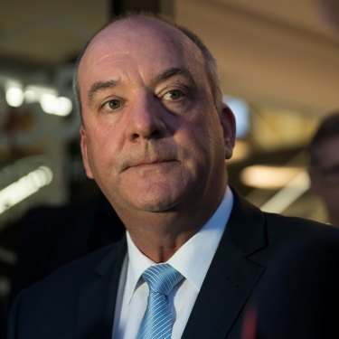 """Former Liberal MP Daryl Maguire was described by a former colleague as """"an odd dude""""."""