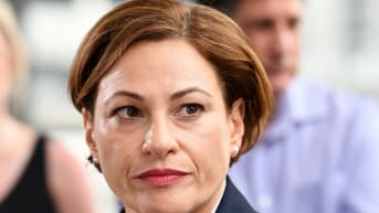Image result for Jackie Trad angry