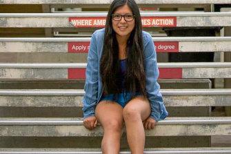 Cecilia Bravo Huaynates from Peru has won the inaugural Aiia Maasarwe Research Scholarship.