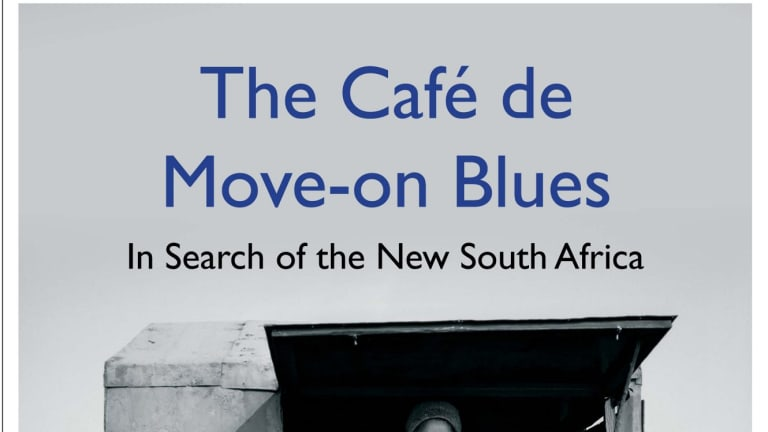 <i>The Cafe de Move-on Blues</i>, by Christopher Hope.