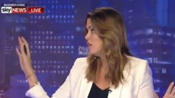 "Panellists on the ABC's Insiders program have mocked Peta Credlin's ""■■■■ and wind"" comments on Sky News."