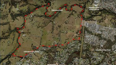 Land in Caboolture West will be developed under a new planning experiment.