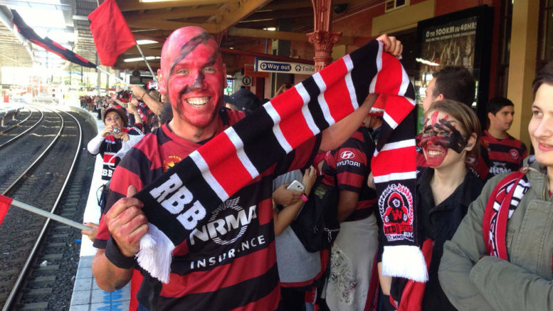 'Safety fears': Special train service to Sydney derby to keep fans apart
