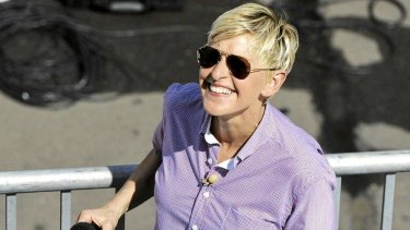 Ellen DeGeneres was one of many celebrities who criticised Hallmark's initial move.
