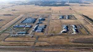 The federally owned pet quarantine facility at Mickleham spans 144 hectares.