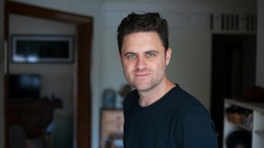 Writer Christian White, co-creator with Tony Ayres of Clickbait, the second Australian Netflix original drama series to be commissioned, and the first in Victoria.