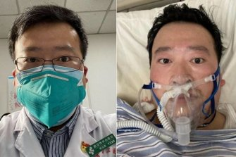 Chinese doctor Li Wenliang, who first raised the alarm over coronavirus, has died.