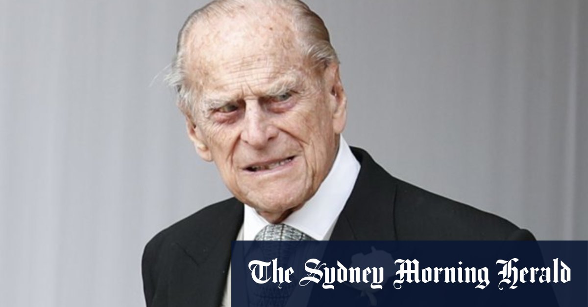 , Prince Philip being treated for infection, son Edward says he's 'a lot better', The World Live Breaking News Coverage & Updates IN ENGLISH
