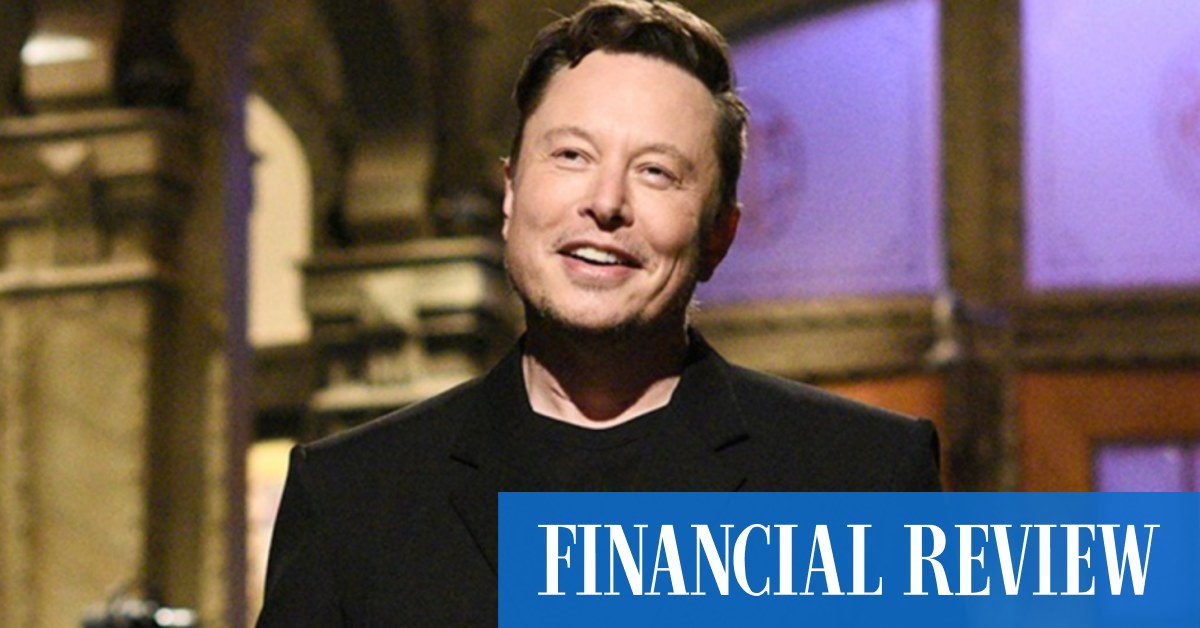 Musk to become a trillionaire, but not from Tesla, says Morgan Stanley